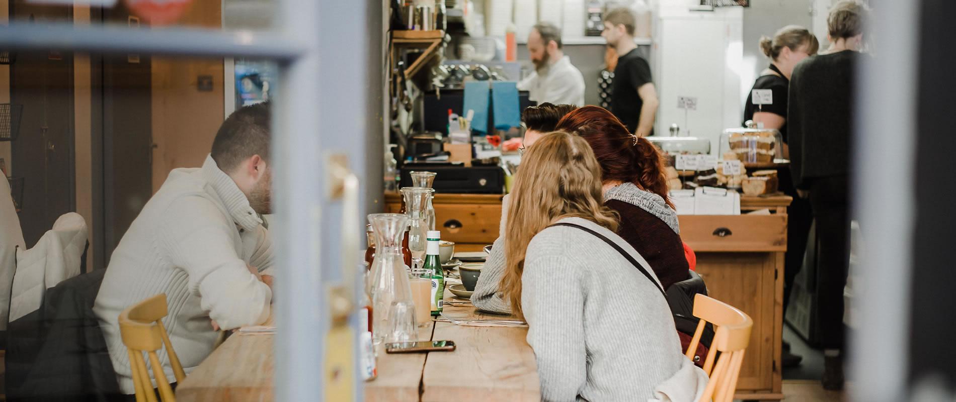Edinburgh Larder Re-opening Podcast